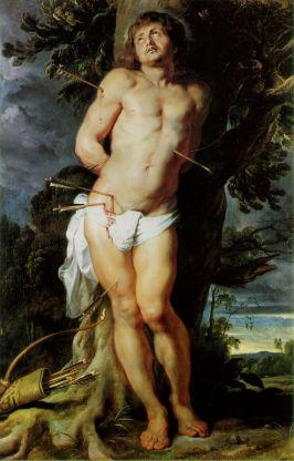 St._Sebastian_Rubens